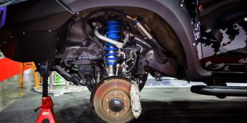 Suspension and Steering Services